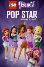 LEGO Friends – Pop Star, le concert de l'année !