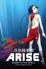 Ghost in the Shell Arise – Border 3 : Ghost Tears
